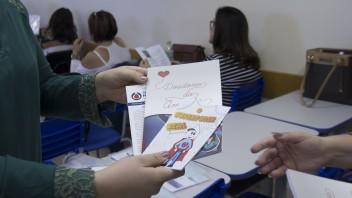 Escolas municipais e a doação de sangue: a parceria que faz a diferença